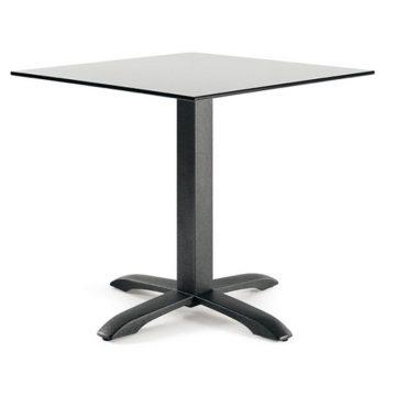 fusto tavolo Easy h.73 colonna quadrata