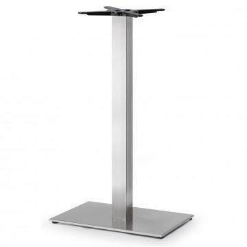 fusto tavolo Tiffany rettangolare h.109 colonna quadrata