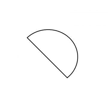 piano penisola semicircolare